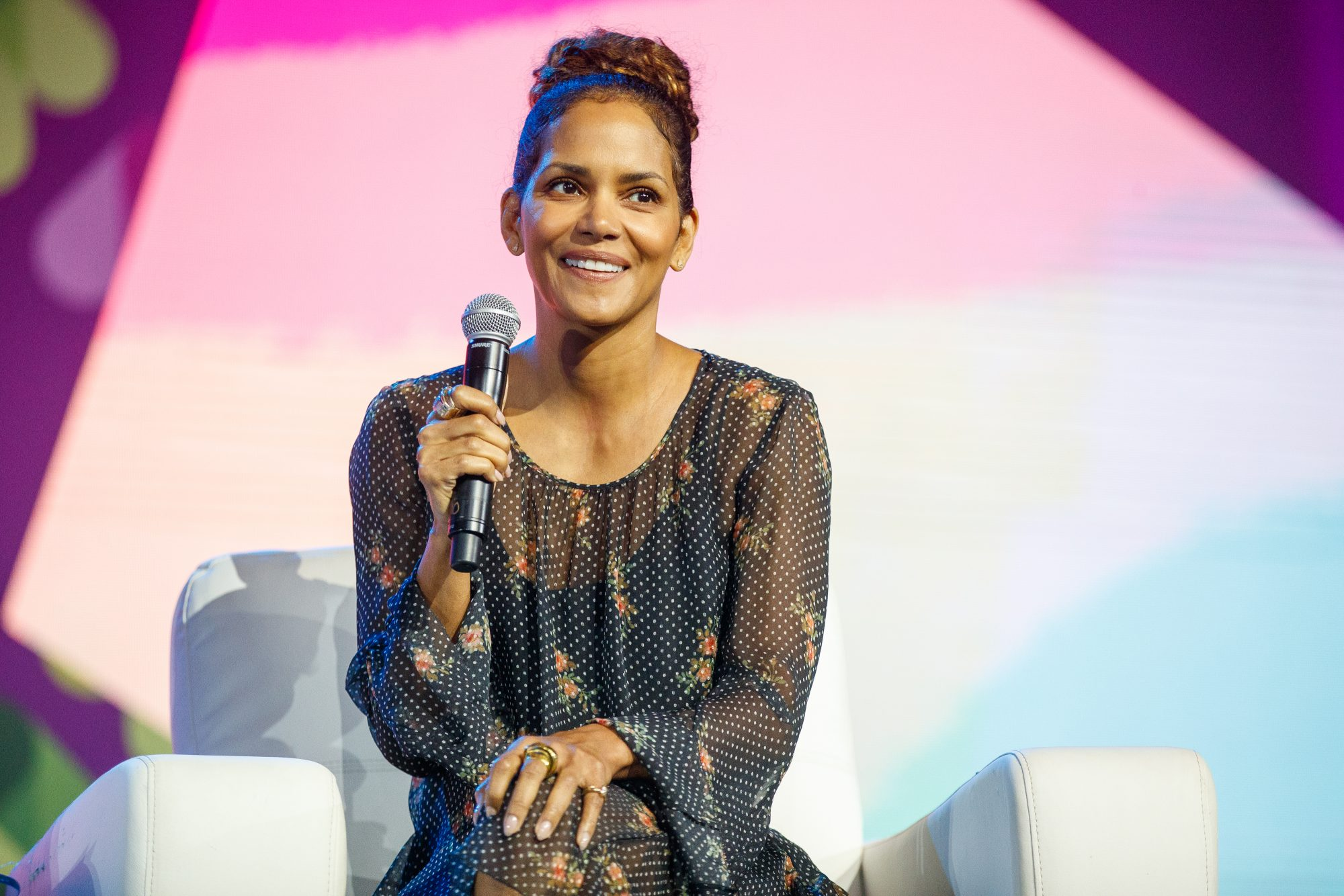 Picture of Halle Berry Essence Festival
