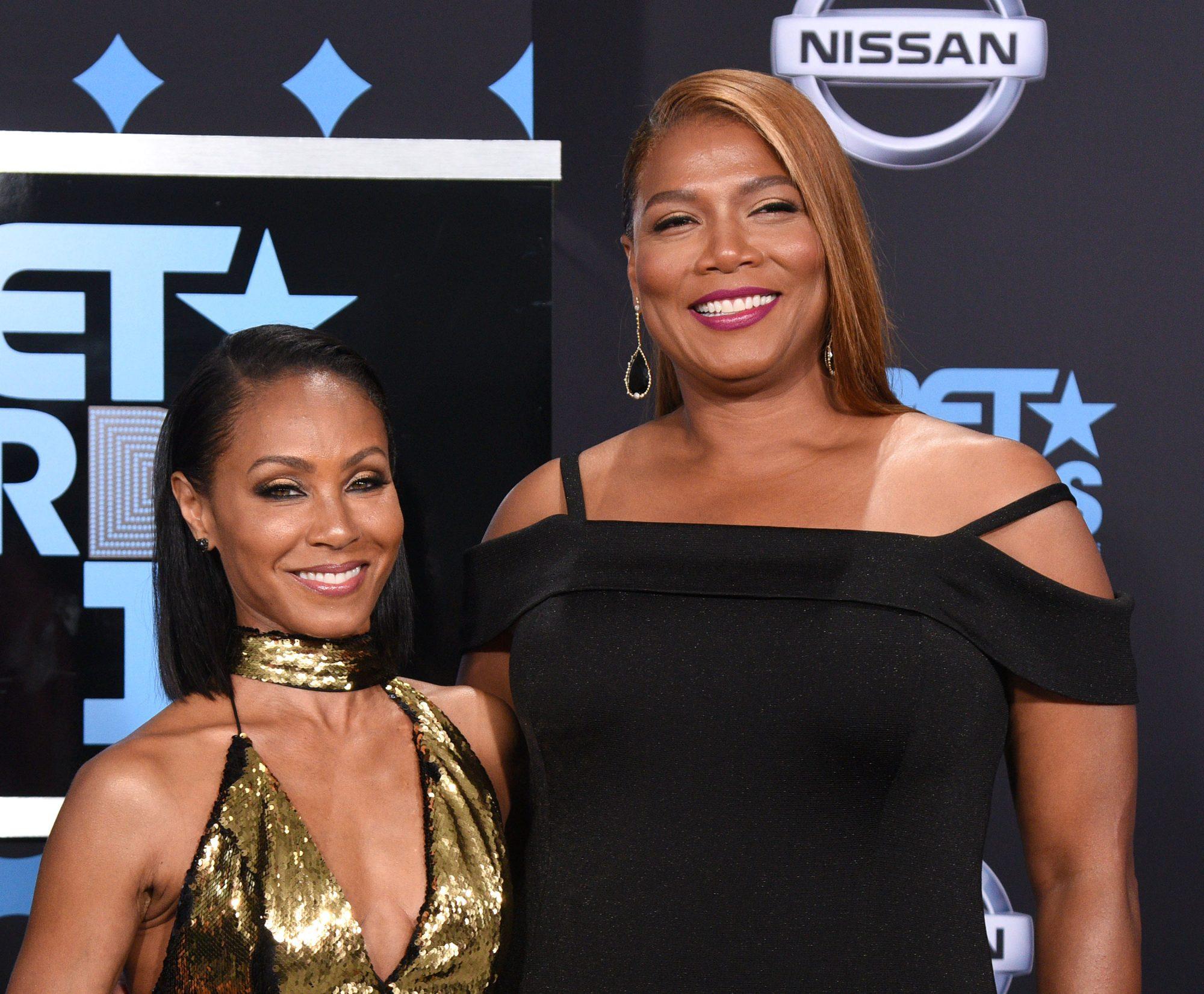 Picture of Jada Pinkett Smith and Queen Latifah