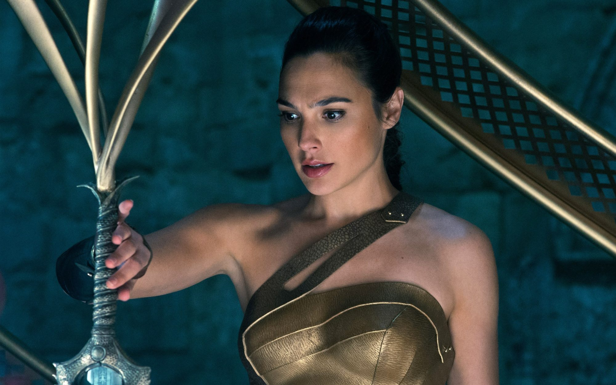 Picture of Wonder Woman Sword