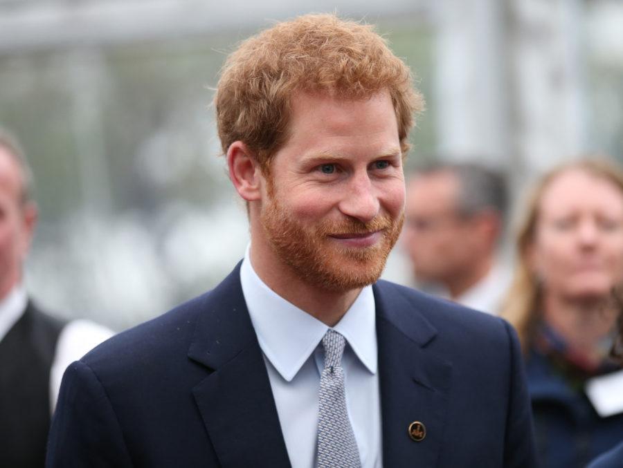 Image of Prince Harry