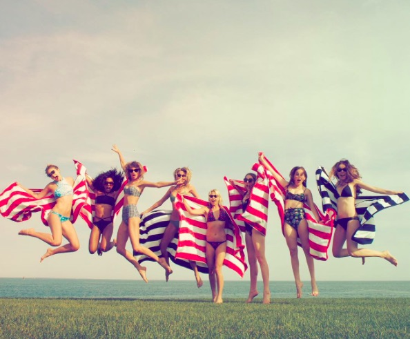 Taylor Swift's 2016 Fourth of July party