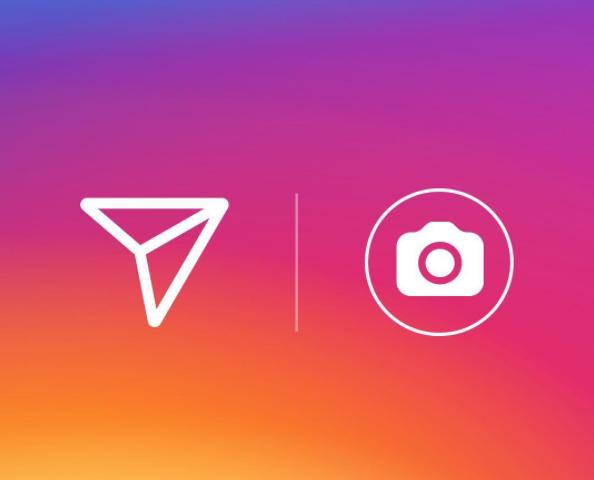 Instagram photo video reply