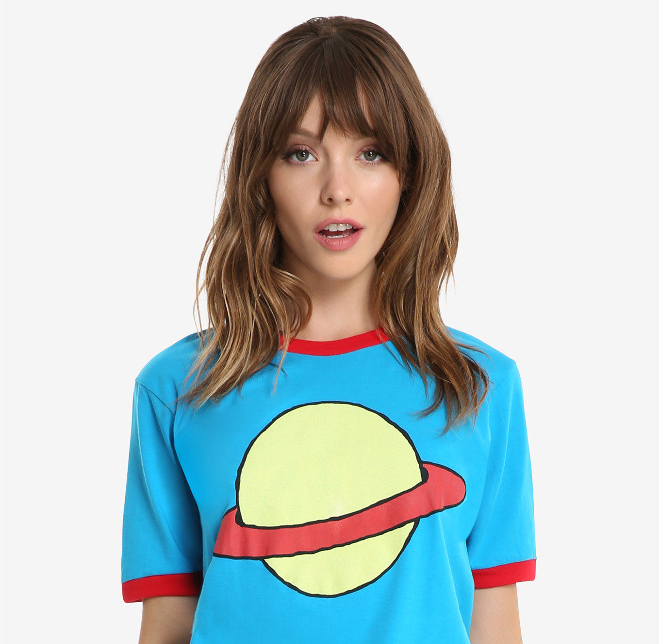 Image of Chuckie ringer tee