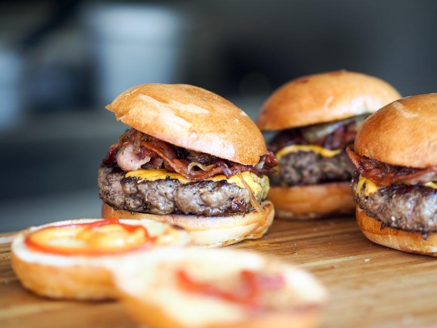 Costco Burger