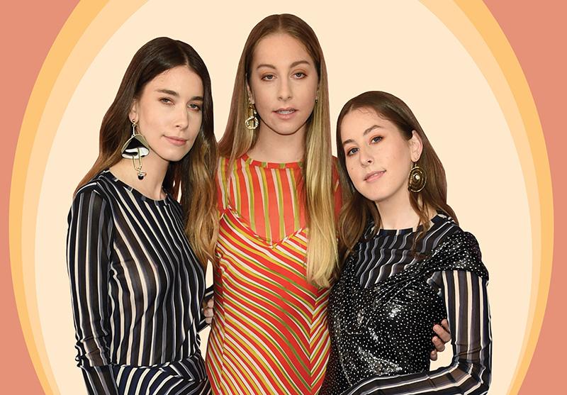 The Haim sisters
