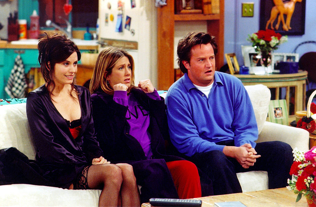 friends theory