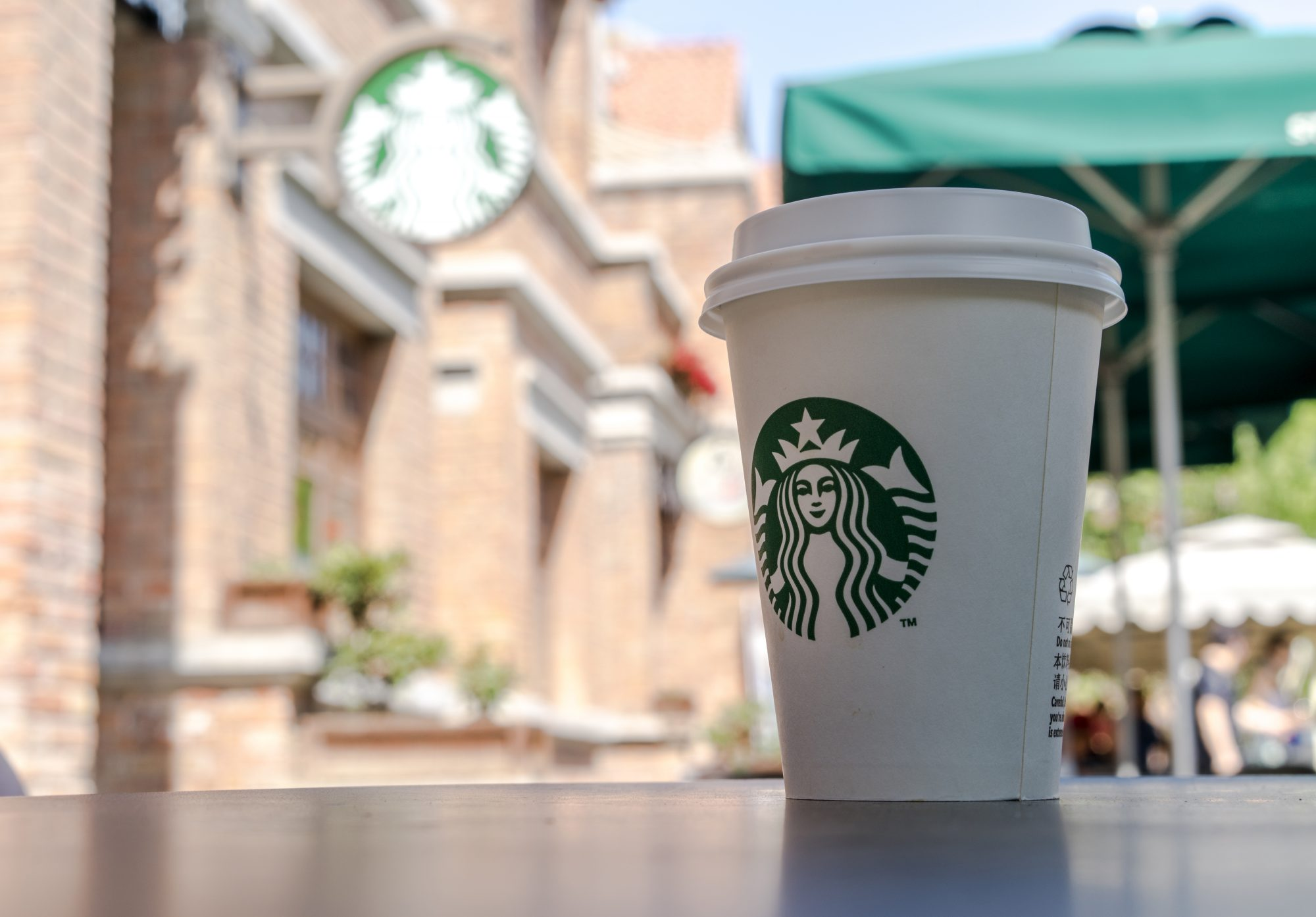 Picture of Starbucks Cup