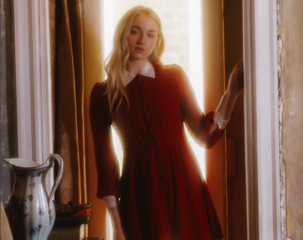 Sophie Turner in W Magazine, Shot by Cole Sprouse