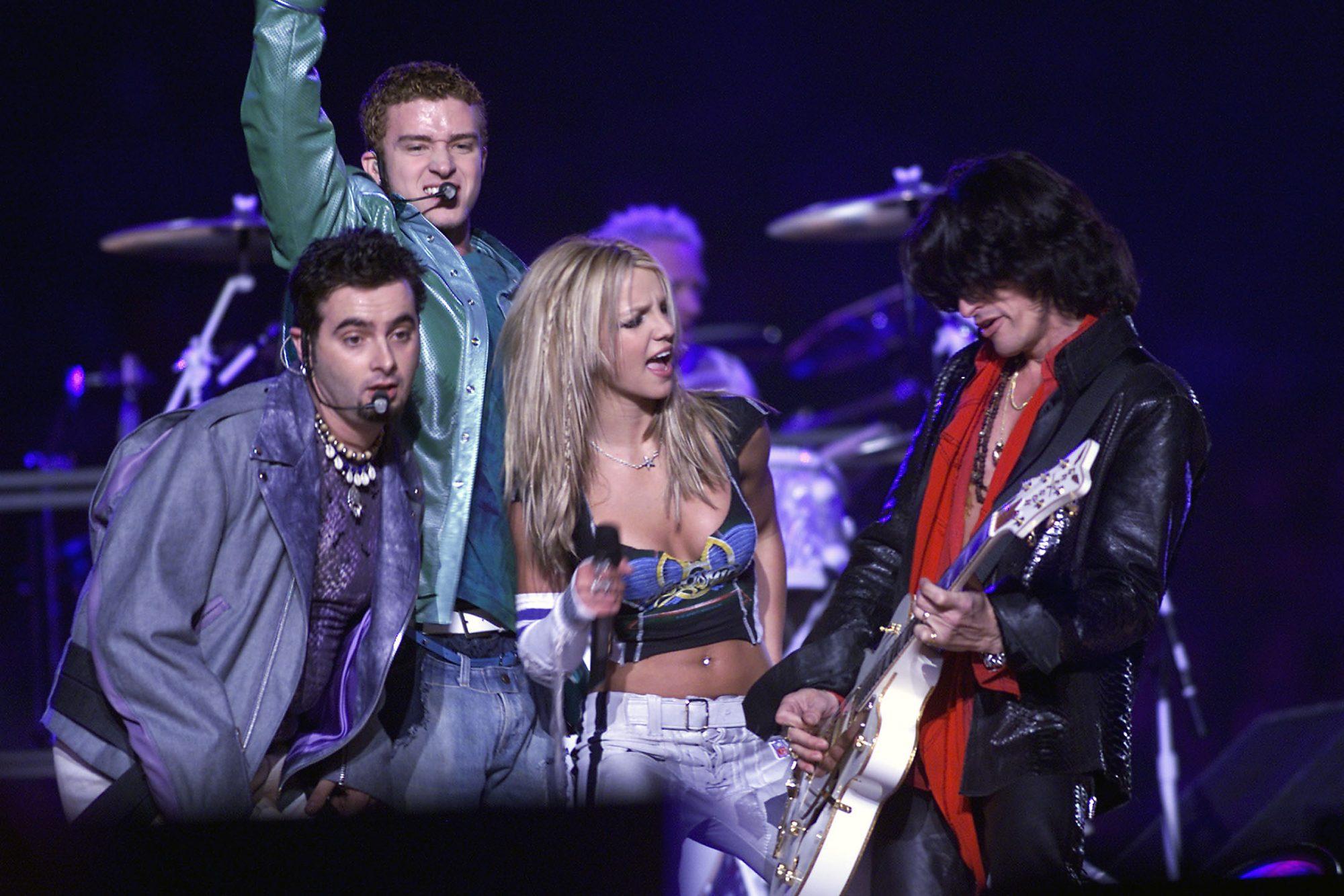Britney Spears Super Bowl Halftime