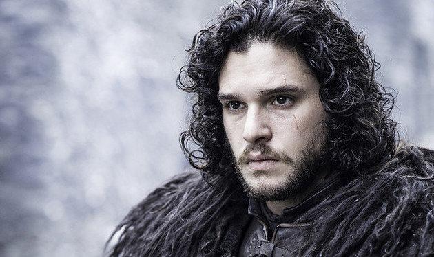 Image of Kit Harington as Jon Snow