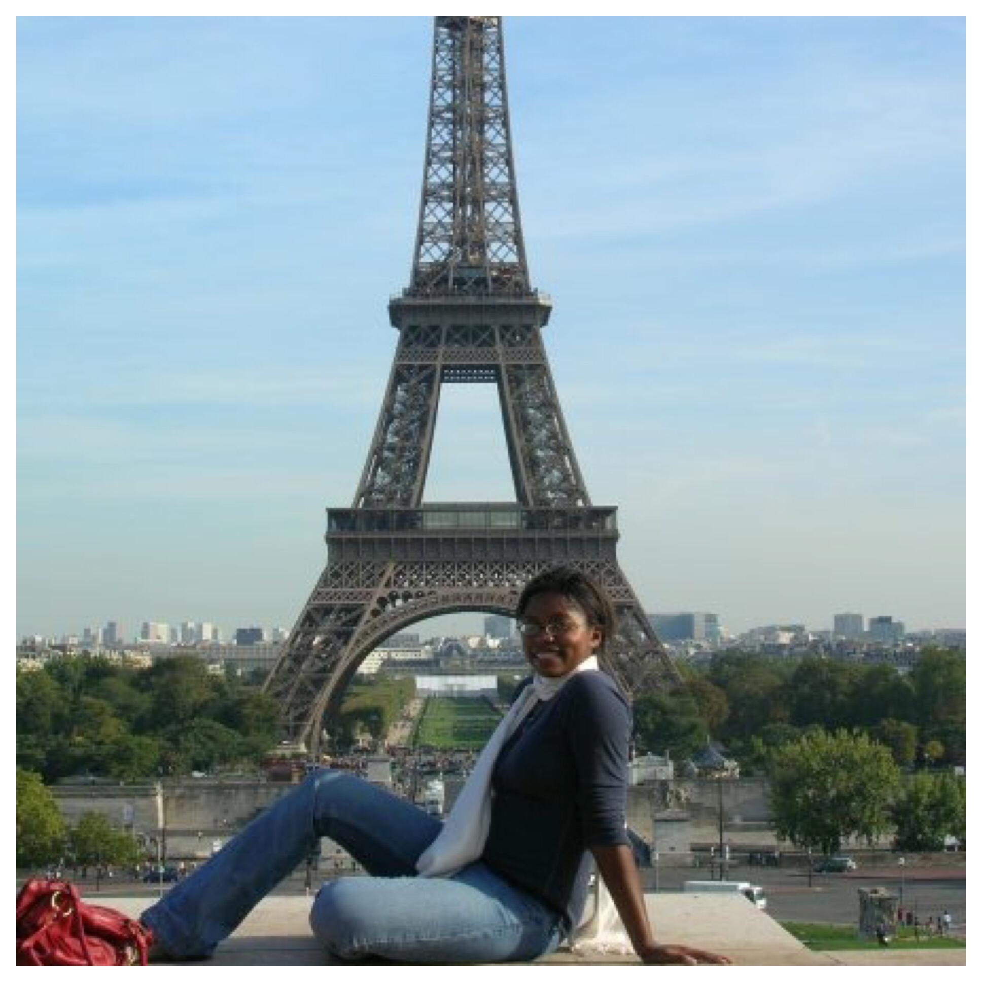 Celebrating my 19th birthday in Paris