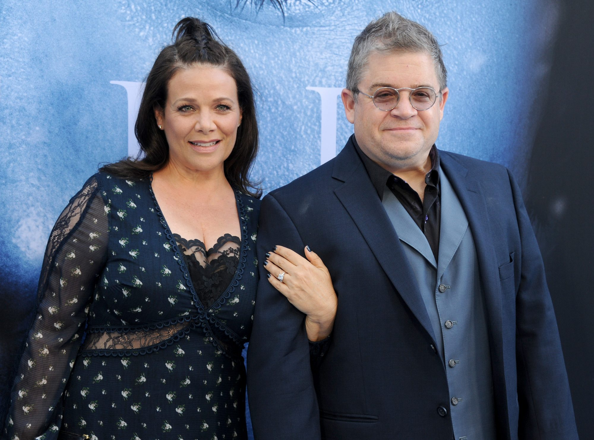 Picture of Patton Oswalt Meredith Salenger