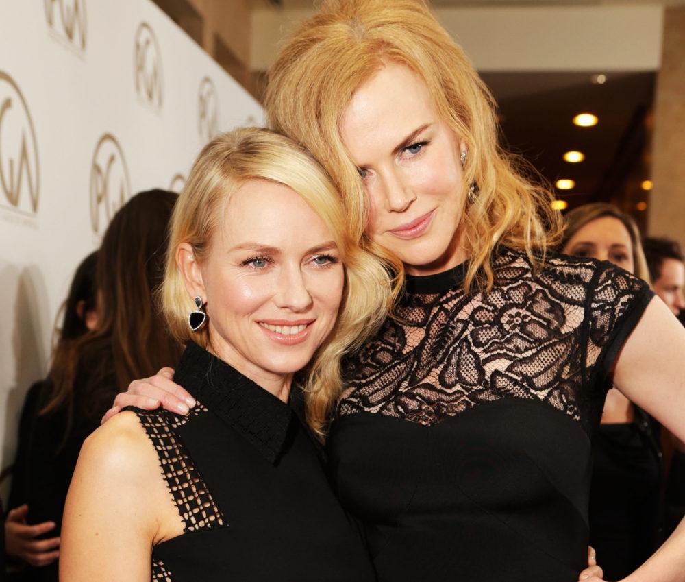 Naomi Watts Nicole Kidman Big Little Lies