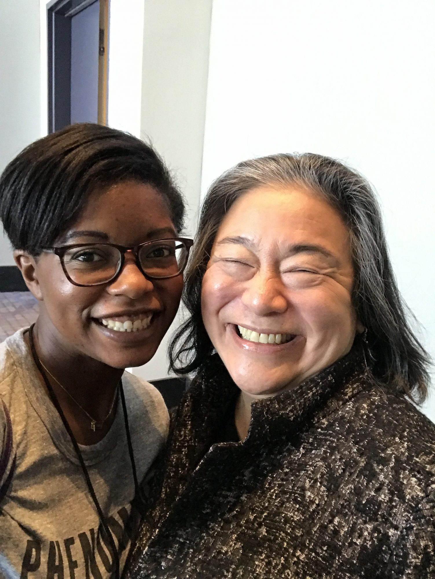 With Tina Tchen, former Executive Director of the White House Council on Women and Girls