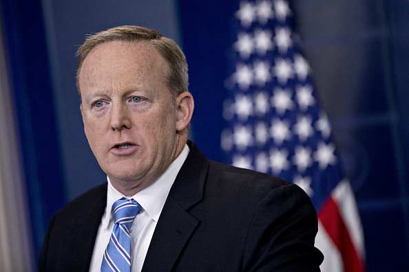 White House Press Briefing With Sean Spicer