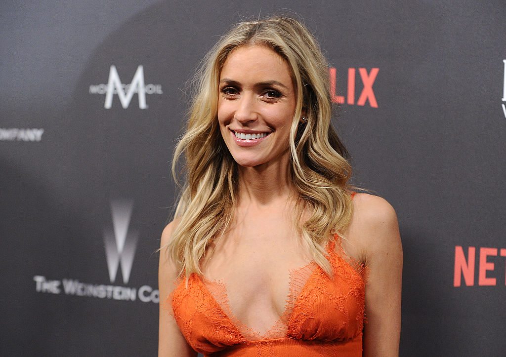Kristin Cavallari attends the 2017 Weinstein Company and Netflix Golden Globes after party on January 8, 2017 in Los Angeles, California.