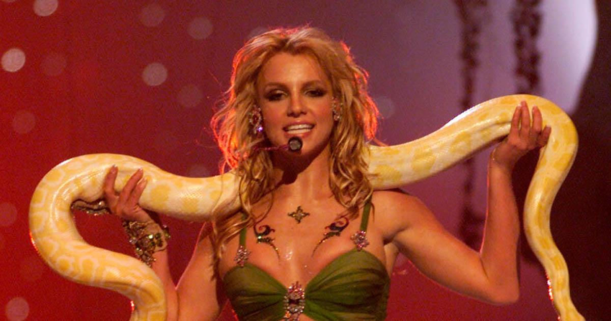Britney Spears MTV VMAs