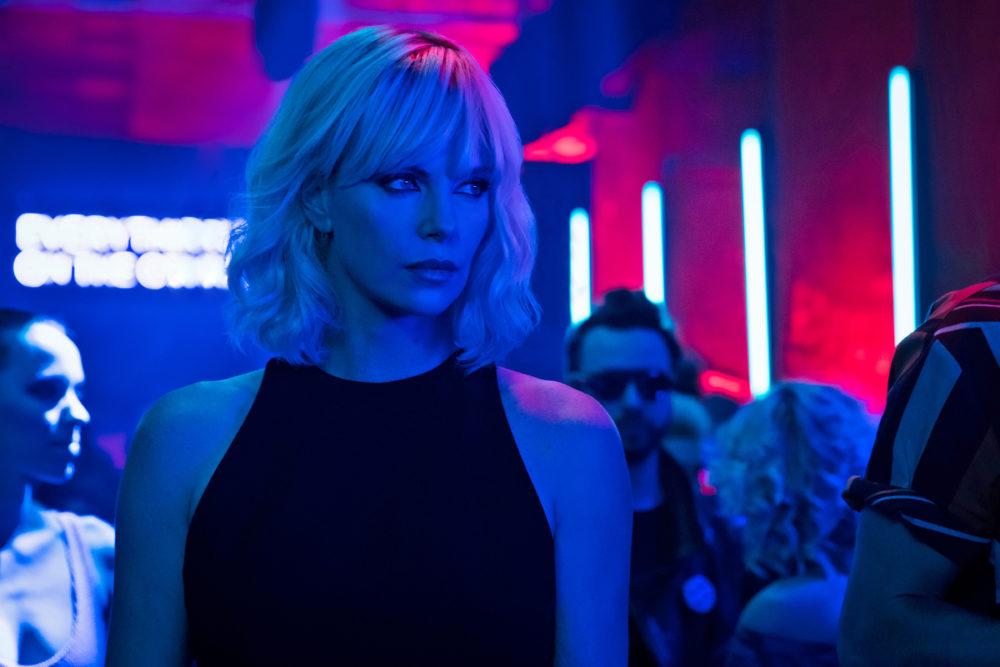 Charlize Theron Atomic Blonde