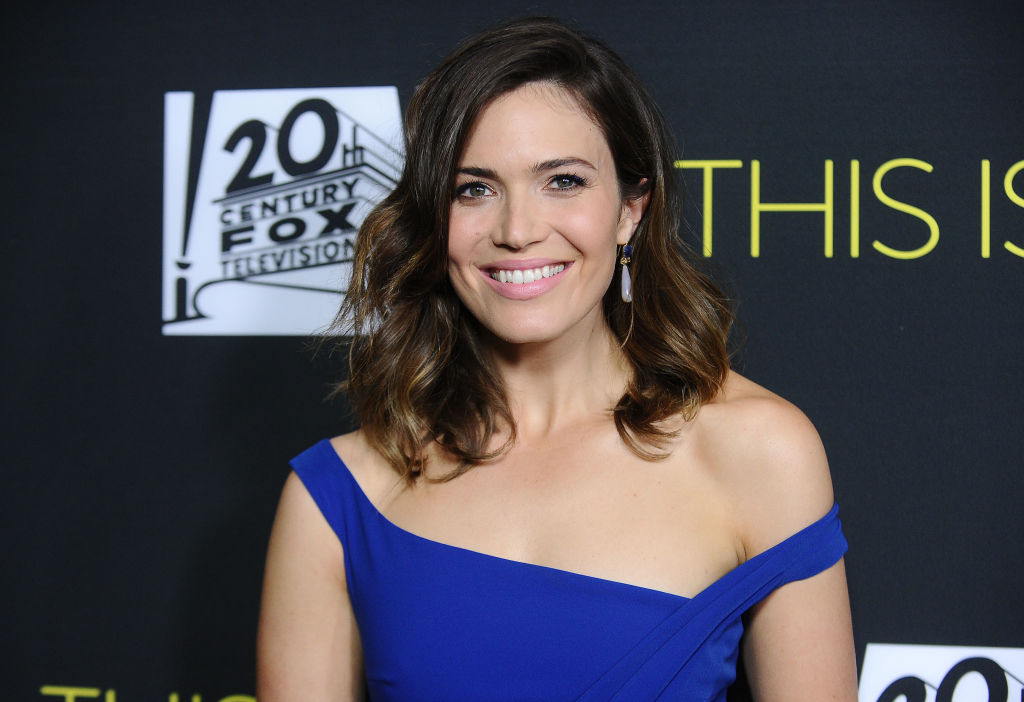"Mandy Moore attends the ""This Is Us"" FYC screening and panel at The Cinerama Dome on June 7, 2017 in Los Angeles, California."