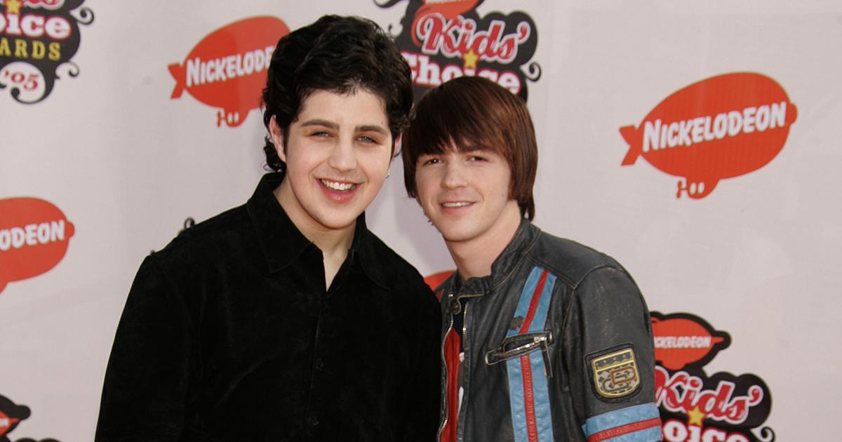 Drake Bell and Josh Peck
