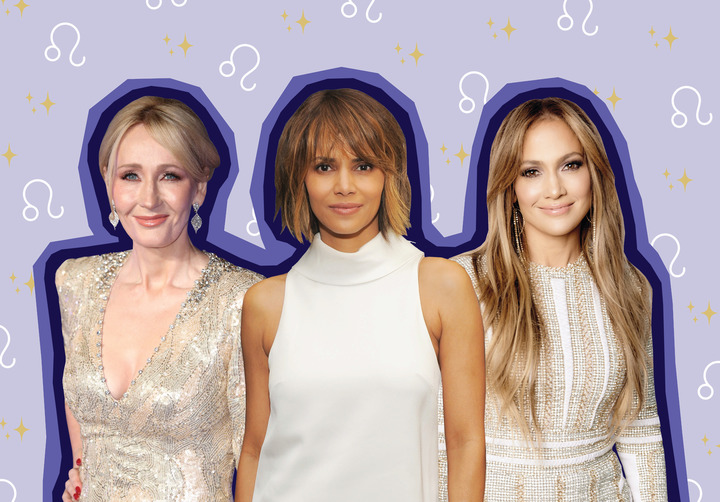 Celebrities who are Leo zodiac