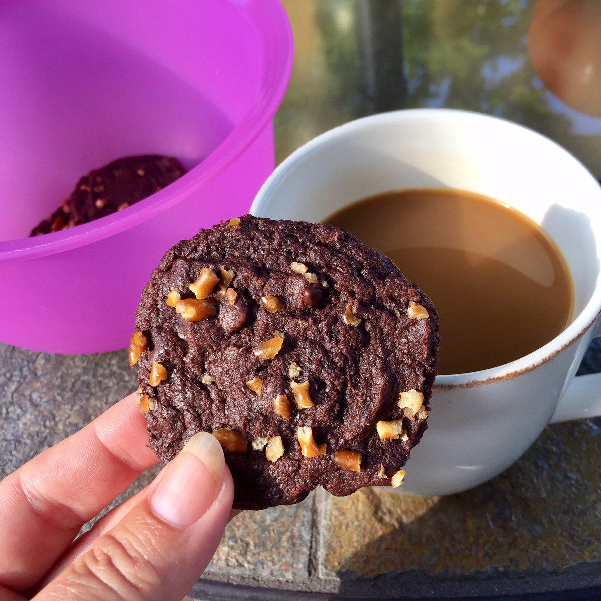 Chocolate Fudge Pretzel cookie dough
