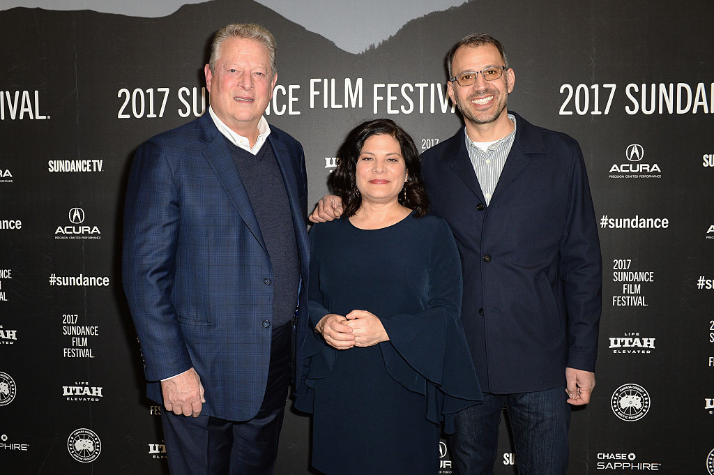 """An Inconvenient Sequel"" Al Gore and Bonnie Cohen"