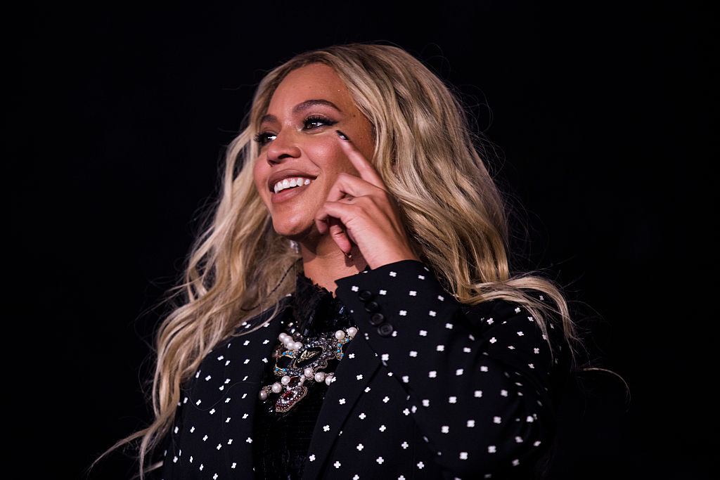A new Beyonce wax figure looks white-washed.