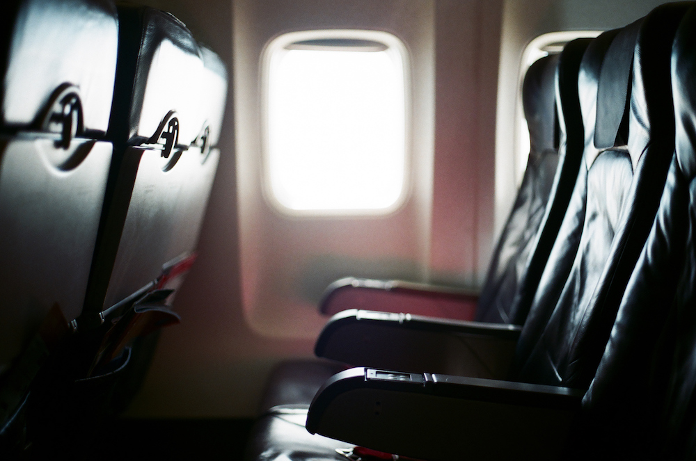 A teacher on an airplane saved two kids from sexual abuse.