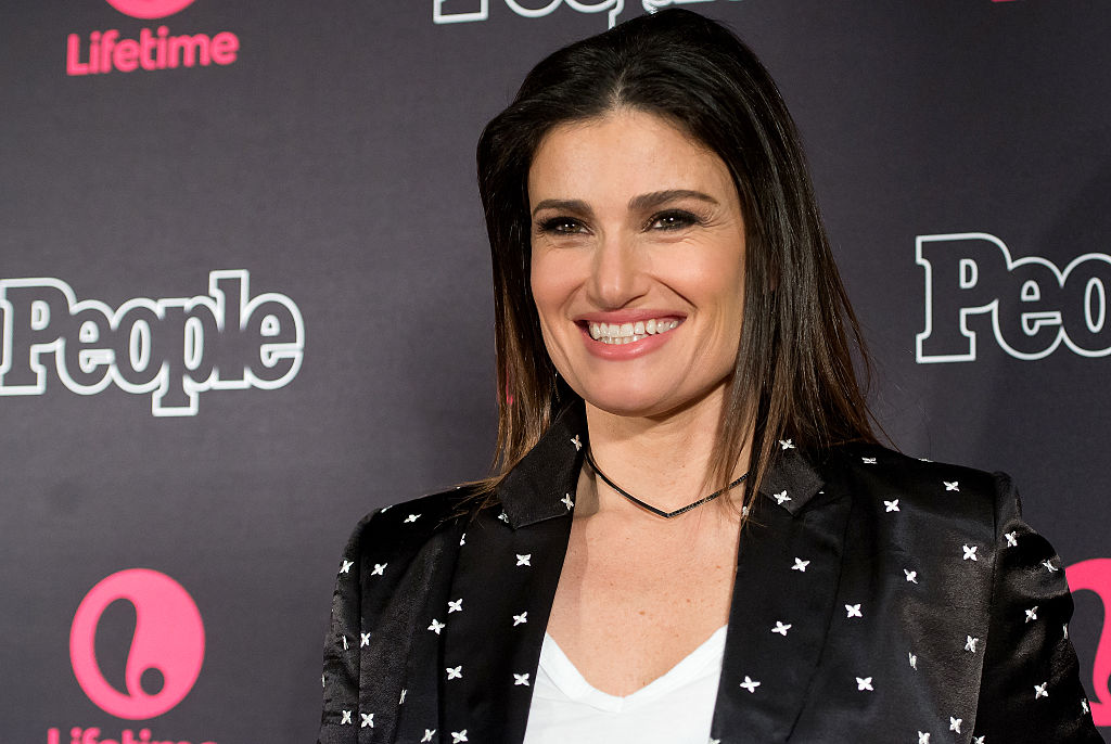 Picture of Idina Menzel Red Carpet