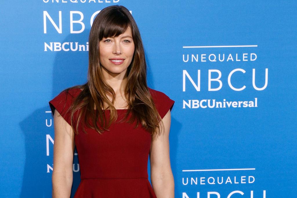 Picture of Jessica Biel ACLU