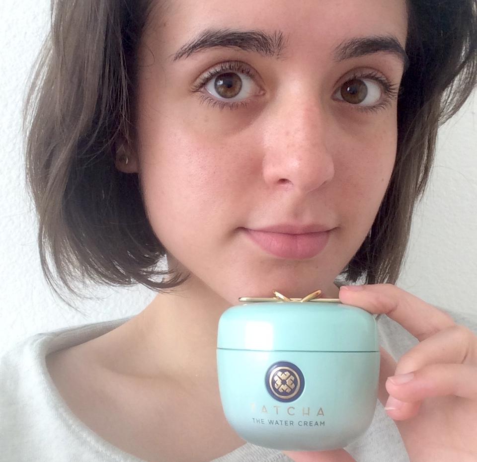 Tatcha water cream review Anna Gragert