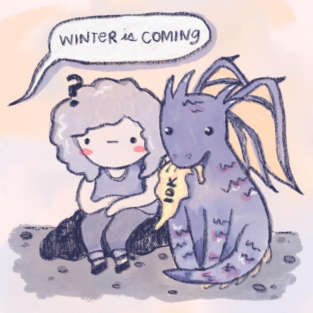 Game of Thrones illustration