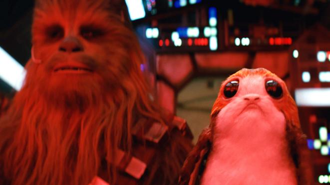 Star Wars The Last Jedi Porg