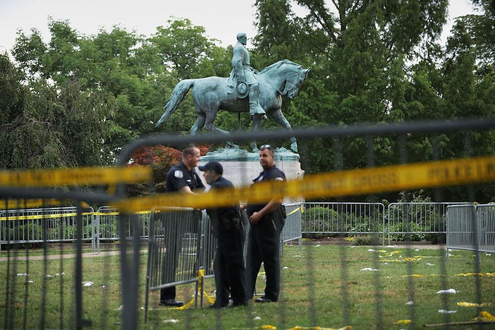 Lexington, KY removing its Confederate Statues