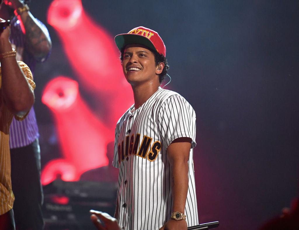 Picture of Bruno Mars Hooligans