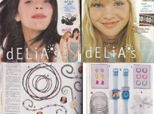 delia's catalog