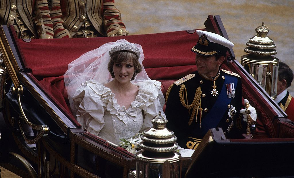 Picture of Princess Diana Prince Charles Wedding
