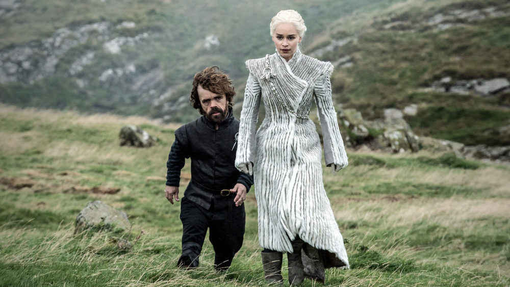 Game of Thrones Three Dragons Riders