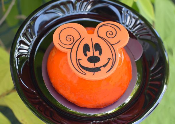 Disney Halloween cheesecake