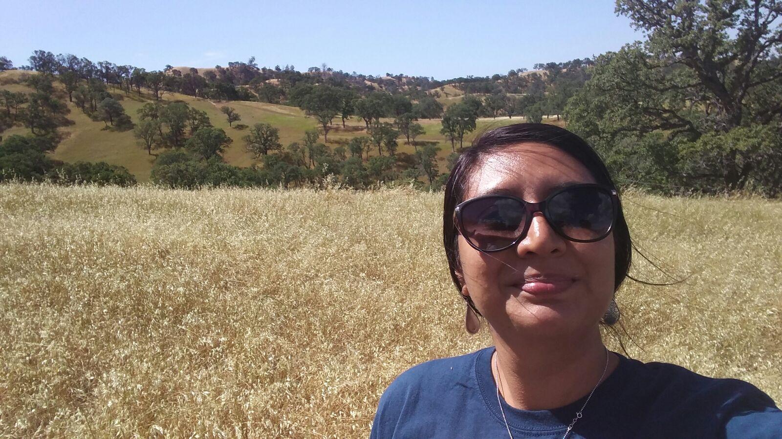 Here I am at Bobcat Ranch