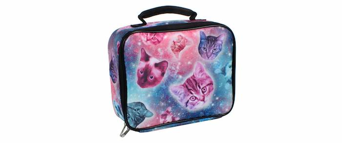 Space Cats Lunch Box