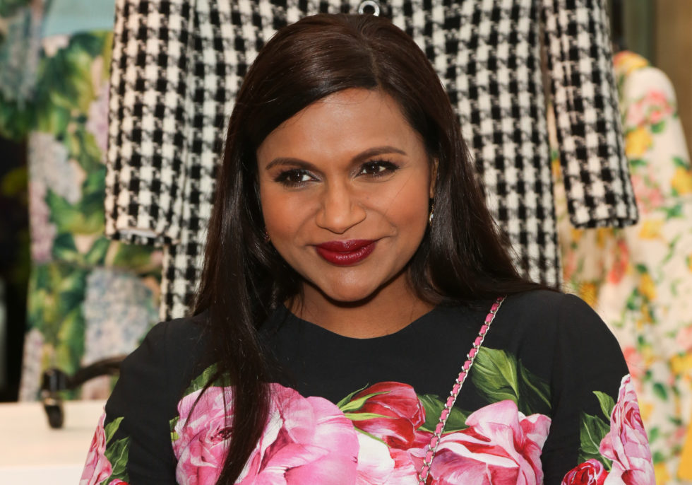 Picture of Mindy Kaling Fashion
