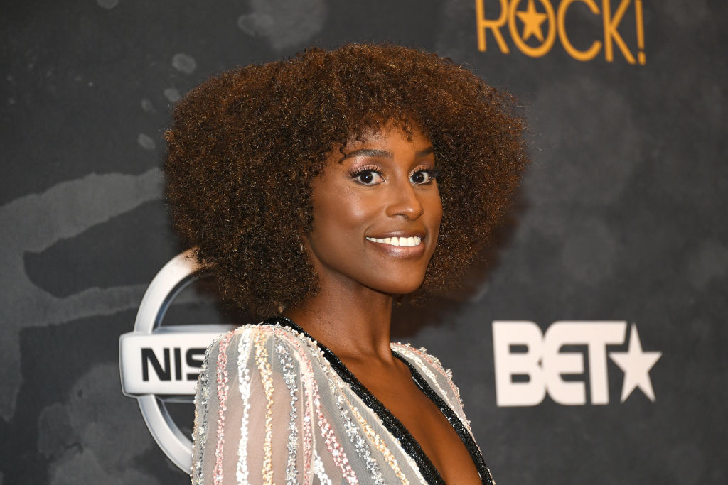 Picture of Issa Rae Red Carpet