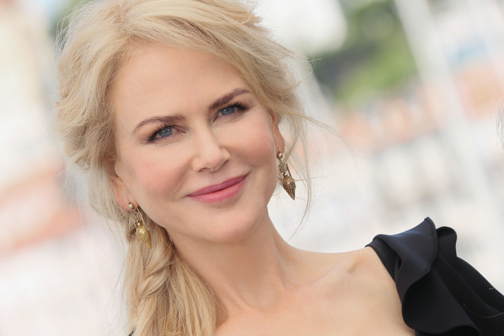 "Nicole Kidman attends the ""Top Of The Lake: China Girl"" Photocall during the 70th annual Cannes Film Festival at Palais des Festivals on May 23, 2017 in Cannes, France."