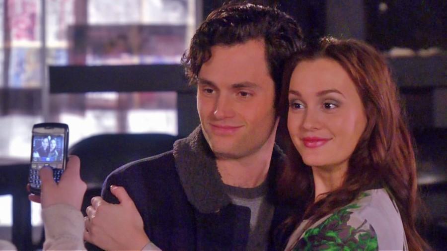 Blair and Dan from Gossip Girl