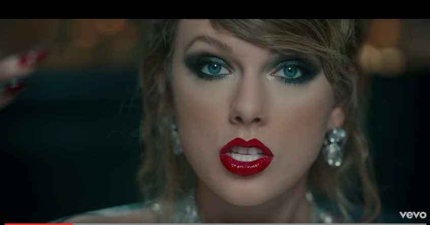 Here S How To Copy Taylor Swift S Makeup Looks From Her New Video Look What You Made Me Do Hellogiggles