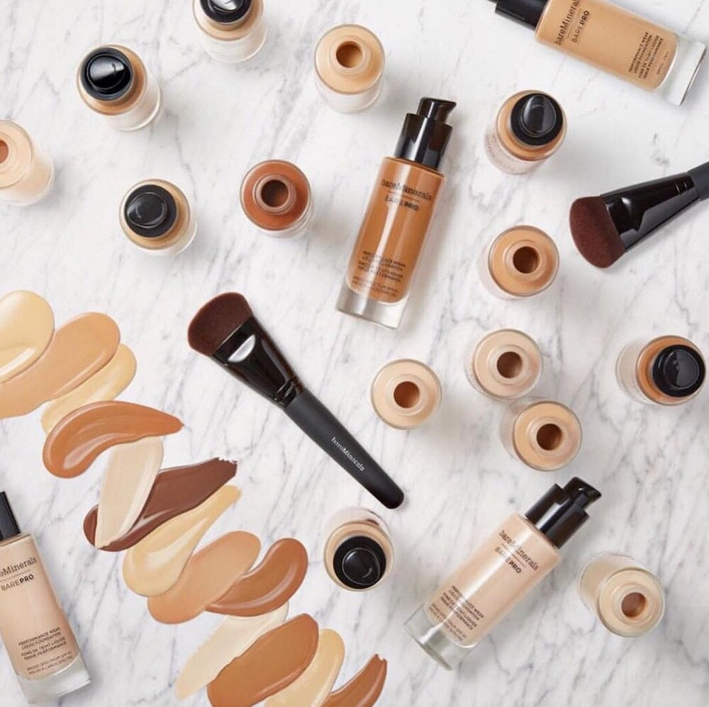 Bare Minerals Released Its New Mineral