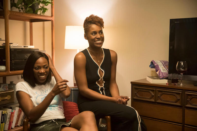 Insecure, Molly & Issa