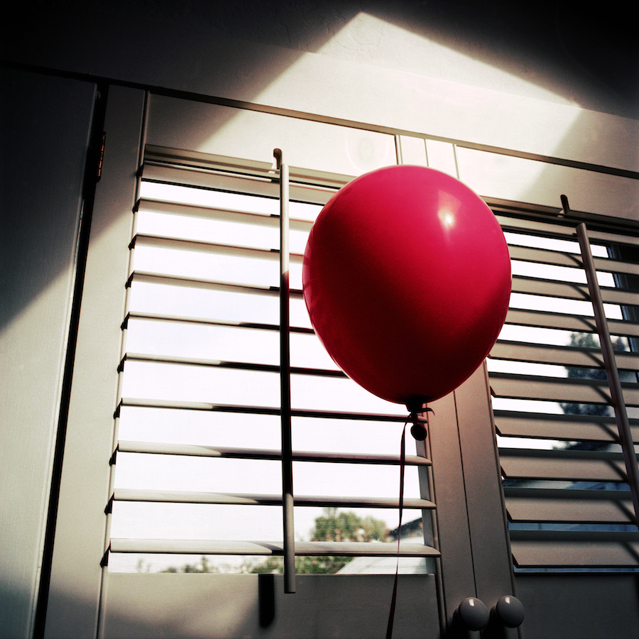 Stephen King red balloon